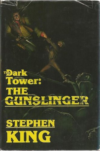 The Dark Tower-First Seven Books (10 Volumes: King, Stephen