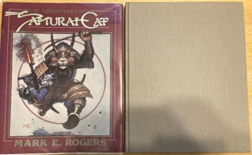 9780937986608: The adventures of Samurai Cat