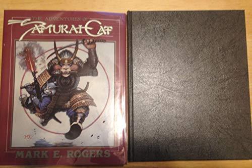 9780937986615: The adventures of Samurai Cat