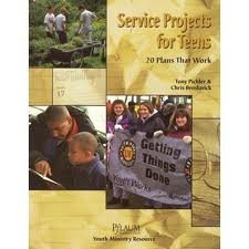 9780937997772: Service Projects for Teens: 20 Plans That Work