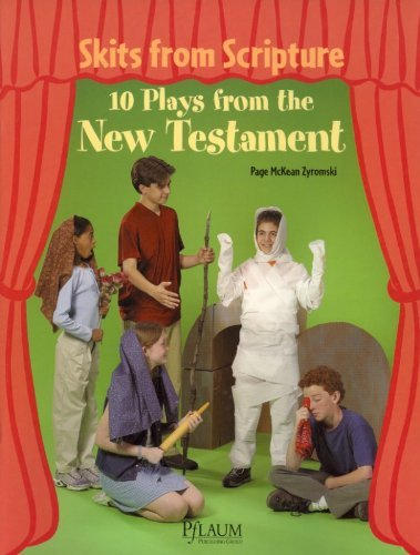 9780937997970: Skits from Scripture: 10 Plays from the New Testament