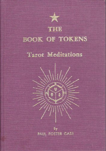 9780938002000: Book of Tokens-Tarot Meditations