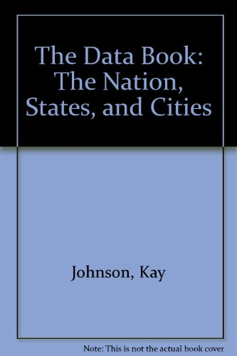 9780938008439: The Data Book: The Nation, States, and Cities