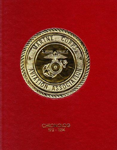 9780938021391: Marine Corps Aviation Chronolog, 1912-1954