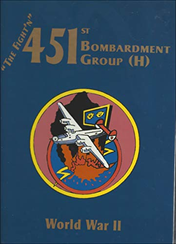 The Fight'n 451st Bombardment Group (H): Hill, Sedgefield D