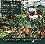 9780938027409: Sounds of Neotropical Rainforest Mammals: An Audio Field Guide