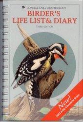 Birder's Life List & Diary, Third Edition: Kevin J. McGowan,