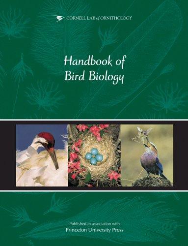 9780938027621: Cornell Lab of Ornithology Handbook of Bird Biology