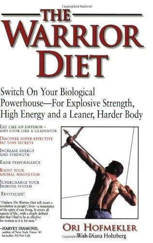 9780938045489: The Warrior Diet