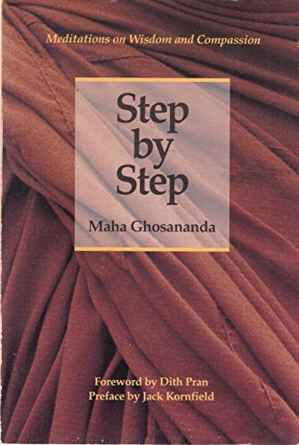 9780938077435: Step by Step: Meditations on Wisdom and Compassion
