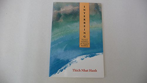 9780938077596: Interbeing: Fourteen Guidelines for Engaged Buddhism
