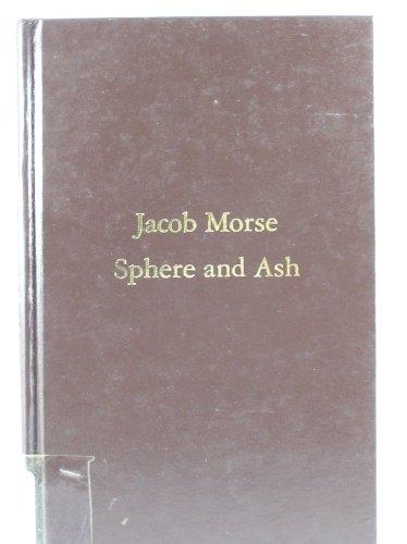Sphere and Ash: History of Base Ball (1888): Morse, Jacob