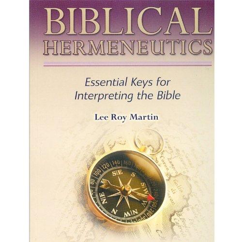 9780938127932: BIBLICAL HERMENEUTICS