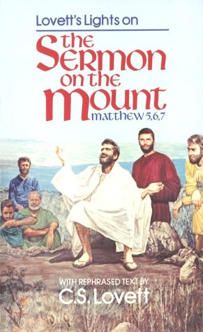 9780938148401: Lovett's Lights on Sermon on the Mount