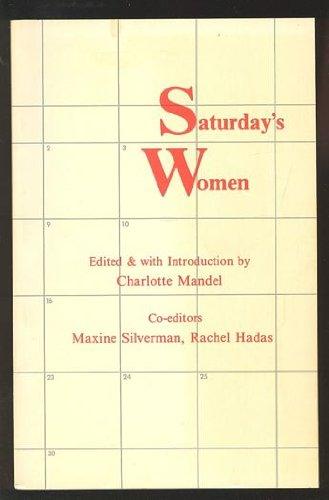 Saturday's Women: Eileen W. Barnes Award Anthology