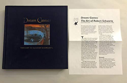 9780938175308: Dream Games: The Art of Robert Schwartz