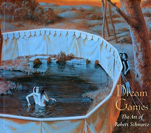 9780938175315: Dream Games: The Art of Robert Schwartz