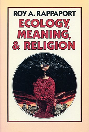 9780938190271: Ecology, Meaning, and Religion