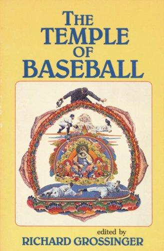 The Temple of Baseball: Grossinger, Richard (Editor)