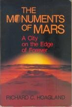 9780938190783: The Monuments of Mars: A City on the Edge of Forever