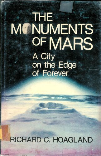 9780938190790: The Monuments of Mars: A City on the Edge of Forever