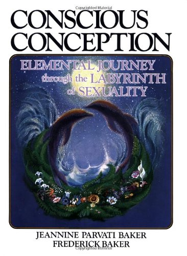 9780938190837: Conscious Conception: Elemental Journey Through the Labyrinth of Sexuality