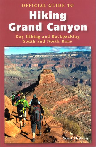 9780938216483: Official Guide to Hiking the Grand Canyon