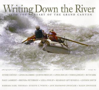 9780938216803: Writing Down the River: Into the Heart of the Grand Canyon