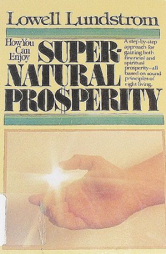 9780938220145: How You Can Enjoy Supernatural Prosperity