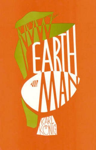 9780938250180: EARTH AND MAN