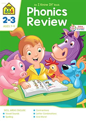 9780938256083: Phonics Review Grades 2-3