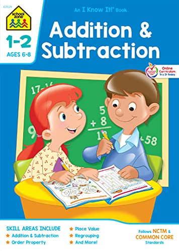 9780938256298: Addition and Subtraction Grade 1: Math