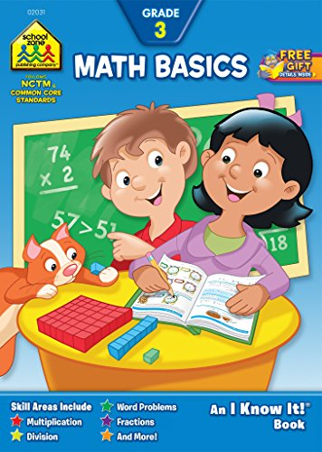 9780938256311: Math Basics Grade 3 (I Know It! Books)