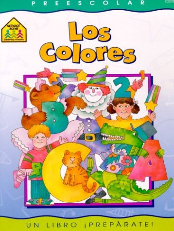9780938256786: Colors Spanish