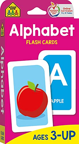 9780938256861: Flash Cards - Alphabet