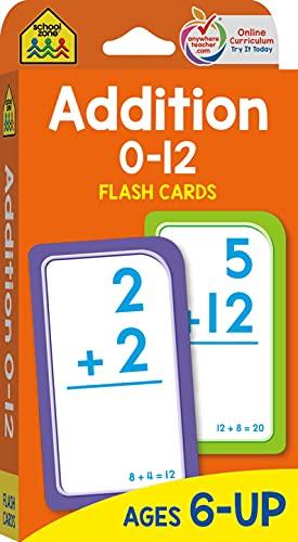 9780938256915: Flash Cards - Addition 0 - 12