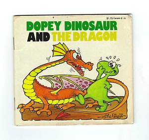 9780938261483: Dopey Dinosaur and the Dragon