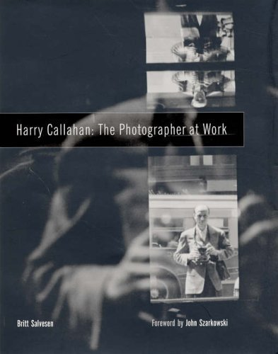 9780938262398: Harry Callahan: The Photographer at Work