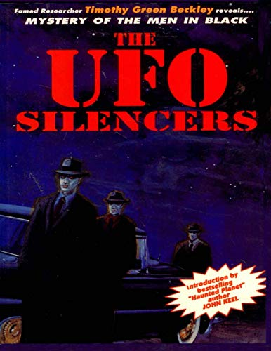9780938294870: Mystery of the Men in Black: The UFO Silencers