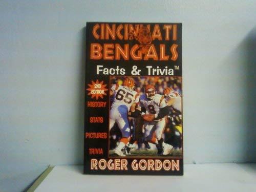 9780938313311: Cincinnati Benagals Facts & Trivia