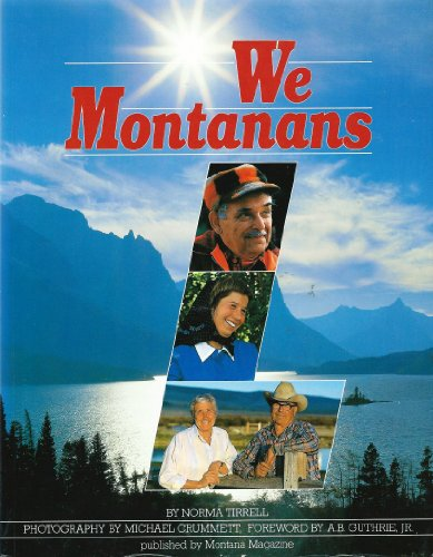 We Montanans: Tirrell, Norma