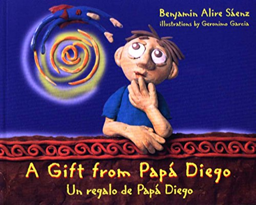 9780938317333: A Gift from Papá Diego / Un regalo de papá Diego