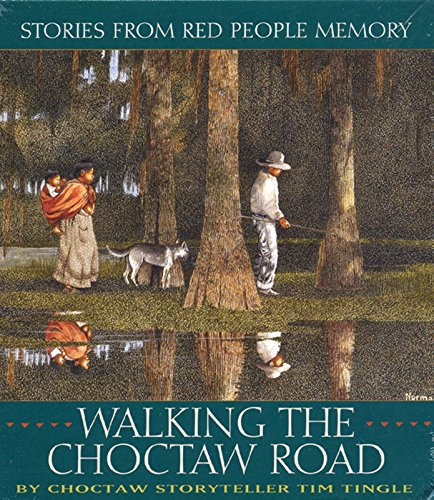 9780938317821: Walking the Choctaw Road CD: Stories from Red People Memory