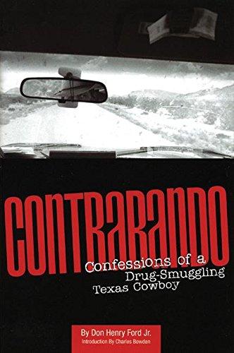 9780938317852: Contrabando: Confessions of a Drug-Smuggling Texas Cowboy