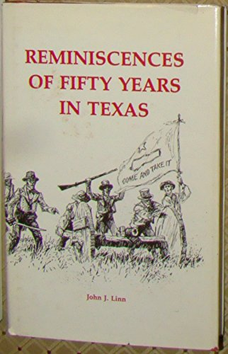 9780938349006: Reminiscences of Fifty Years in Texas