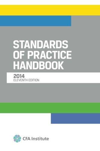 9780938367857: Standards of Practice Handbook, Eleventh Edition 2014