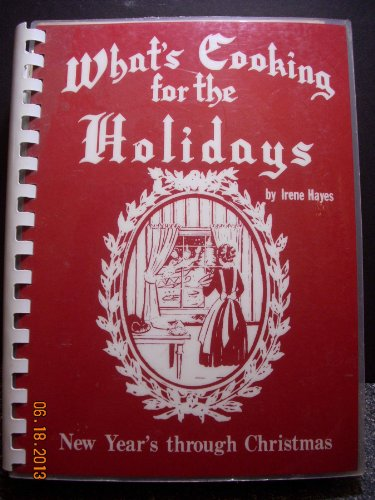 9780938402053: What's Cooking for the Holidays
