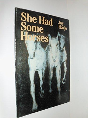 She Had Some Horses: Joy Harjo