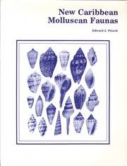9780938415015: New Caribbean molluscan faunas