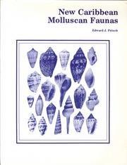 New Caribbean molluscan faunas (0938415018) by Petuch, Edward J
